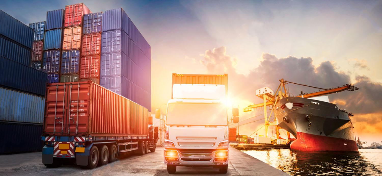 La logística y transporte de maquinaria.